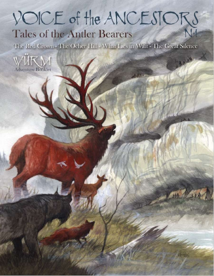Wurm: Voice of the Ancestors #1 - Tales of the Antler Bearers