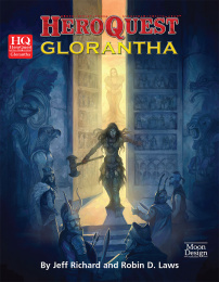 HeroQuest Glorantha RPG