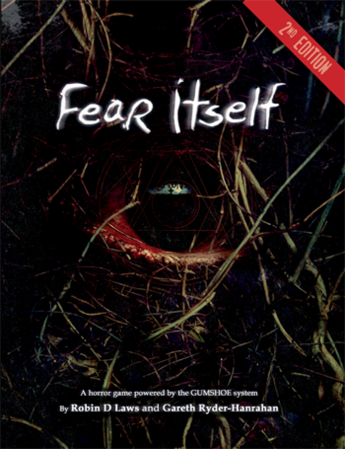 Fear Itself RPG 2nd Edition