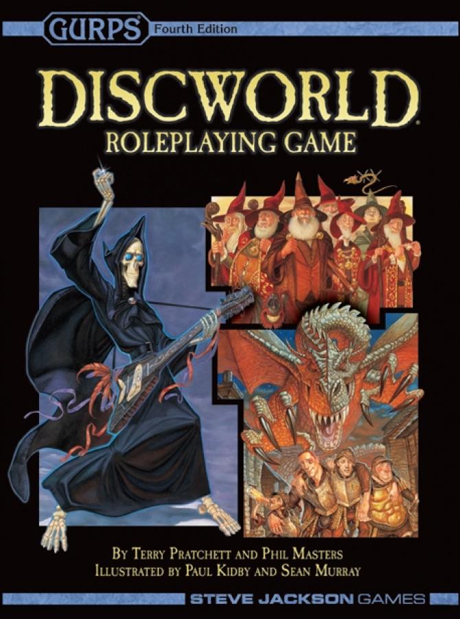 Discworld RPG (twarda oprawa)