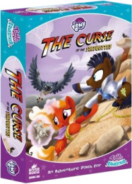 My Little Pony: Tails of Equestria RPG - The Curse of the Statuettes - Adventure Pack