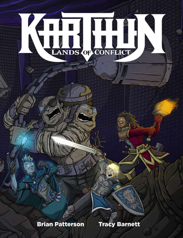 Karthun: Lands of Conflict RPG