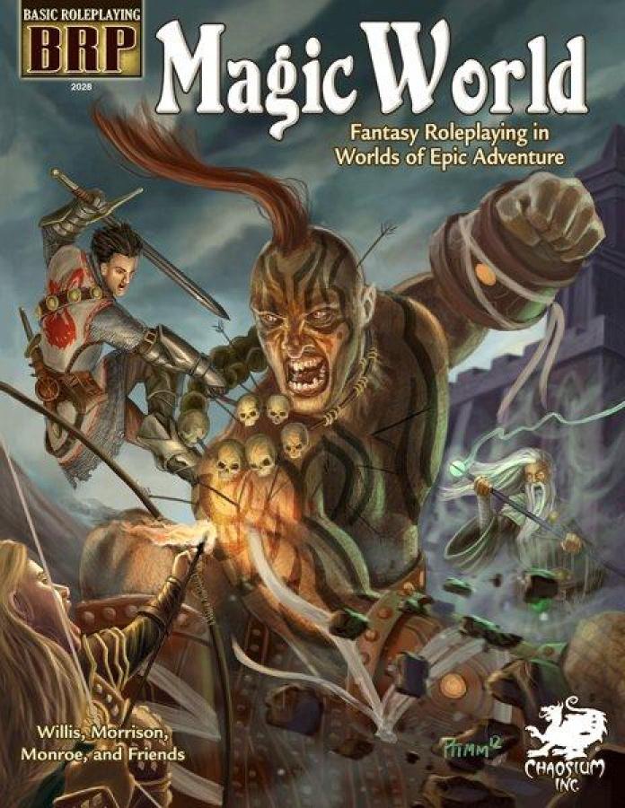 Magic World RPG