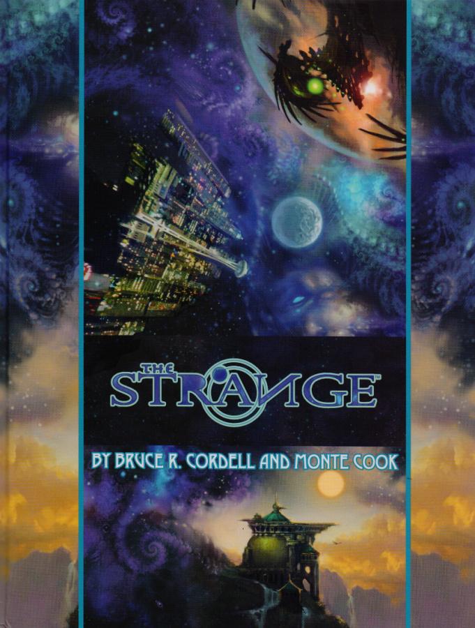 The Strange RPG