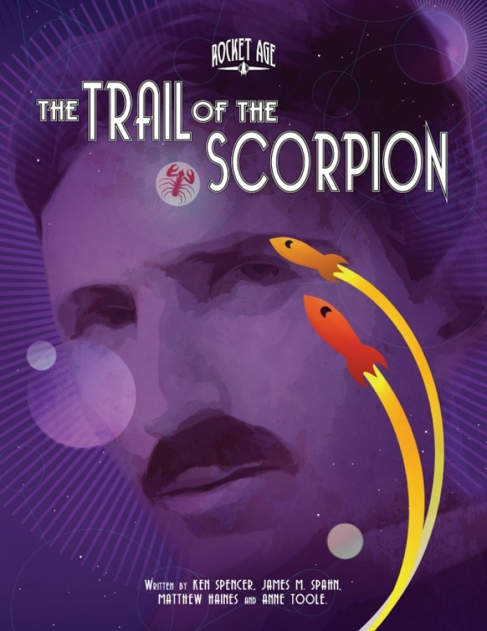 Rocket Age: The Trail of the Scorpion