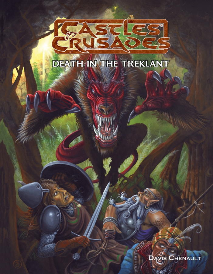 Castles & Crusades: Death in the Treklant