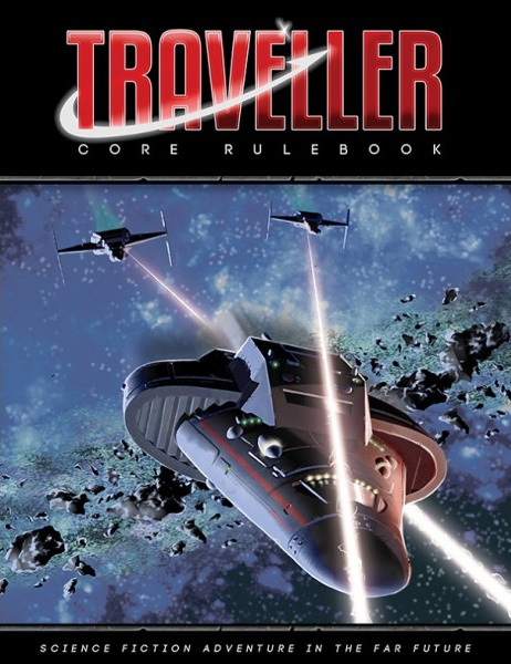Traveller: Core Rulebook (2016)