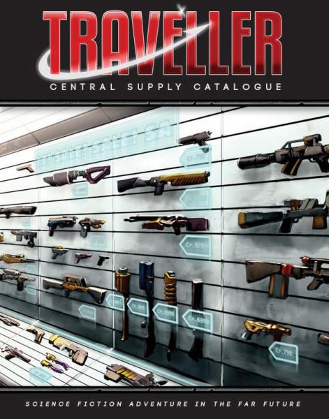 Traveller: Central Supply Catalogue