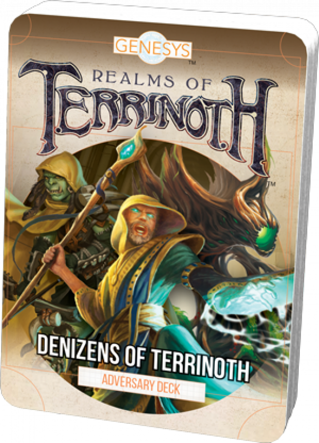 Genesys RPG: Realms of Terrinoth - Denizens of Terrinoth