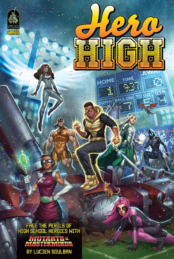 Mutants & Masterminds RPG: Hero High
