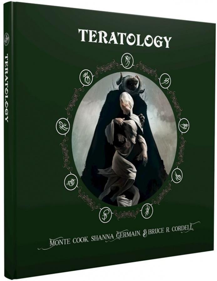 Invisible Sun RPG: Teratology