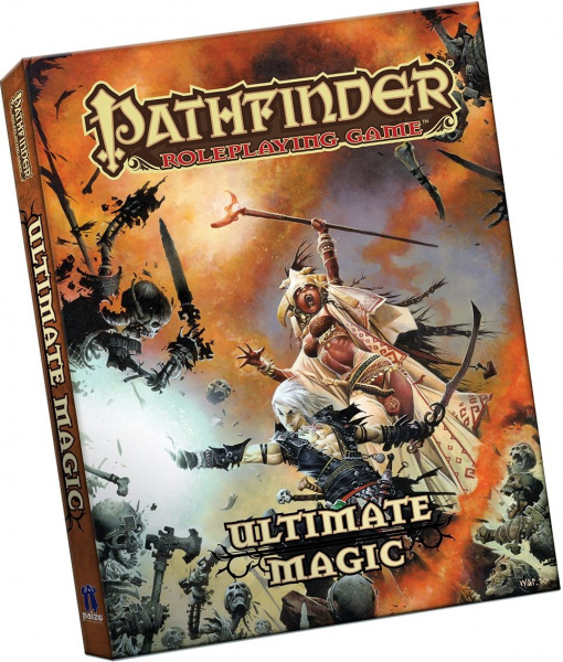 Pathfinder Roleplaying Game: Ultimate Magic (Pocket Edition)