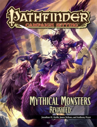 Pathfinder Roleplaying Game: Campaign Setting - Mythical Monsters Revisited