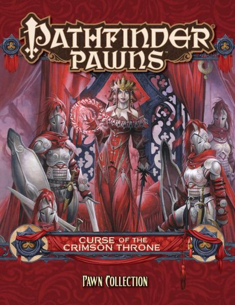 Pathfinder Pawns: Curse of the Crimson Throne