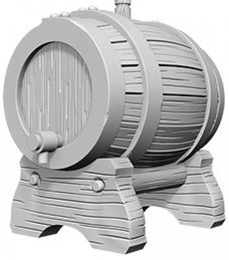 Pathfinder Battles: Deep Cuts - Keg Barrels
