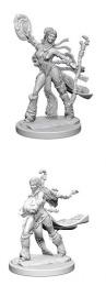 Pathfinder Battles: Deep Cuts - Human Female Sorcerer