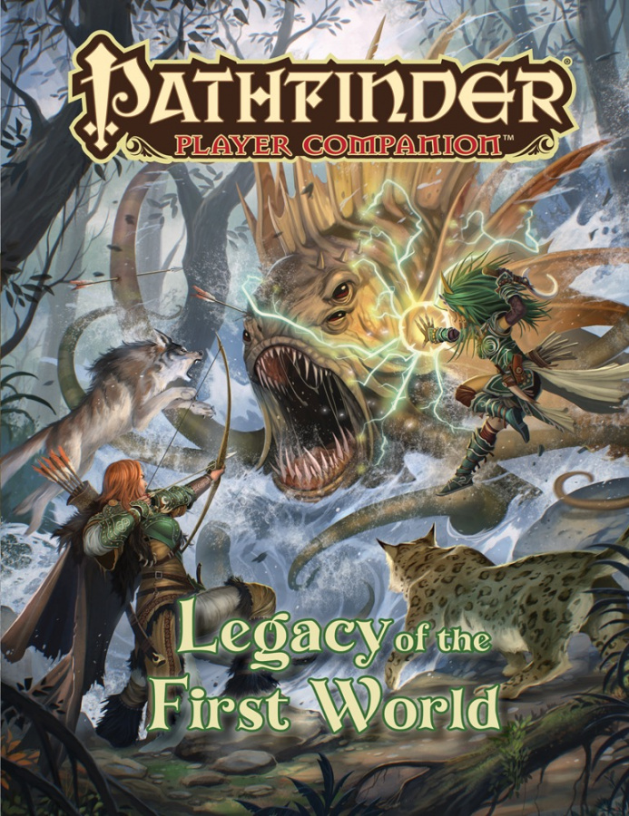 Pathfinder Roleplaying Game: Player Companion - Legacy of the First World