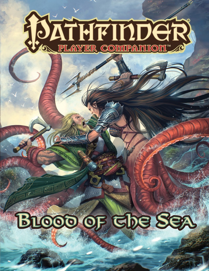 Pathfinder Roleplaying Game: Player Companion - Blood of the Sea