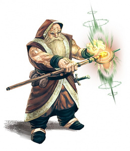 Master of the Burning Rune