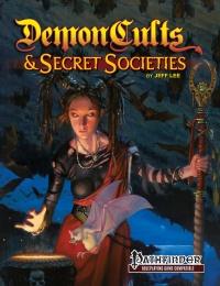 Demon Cults & Secret Societies (Miękka oprawa)