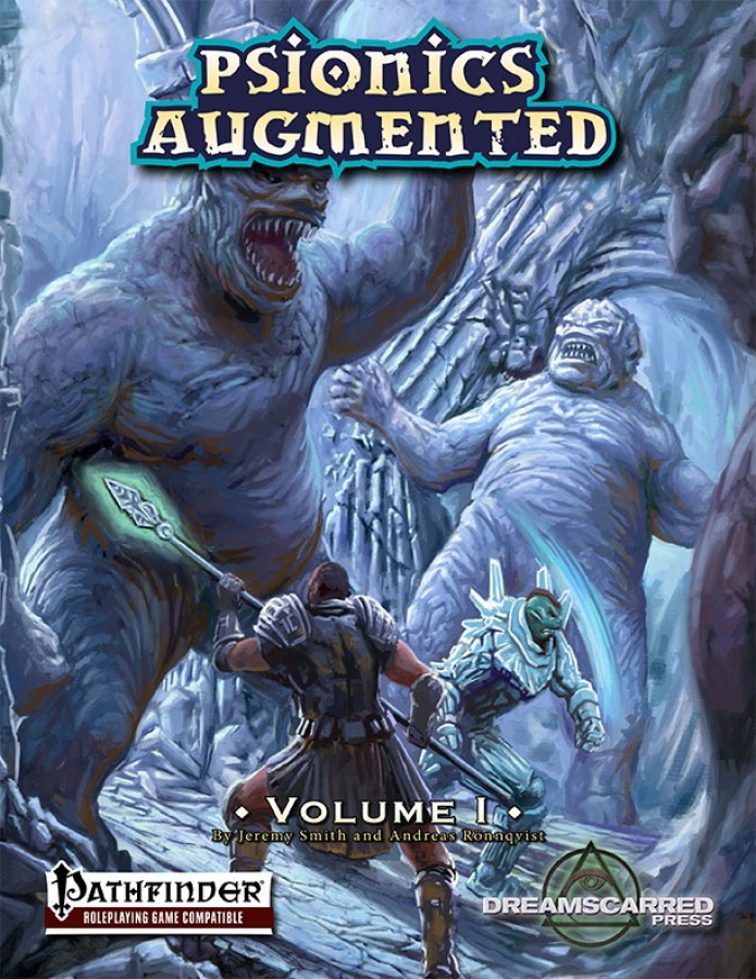 Psionic Augmented vol 1