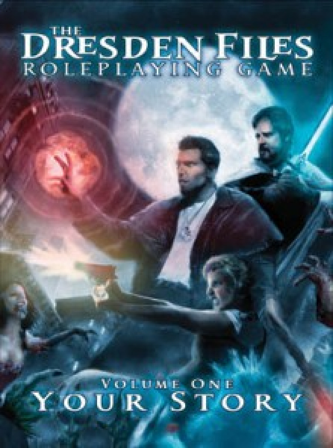 Dresden Files: Your Story