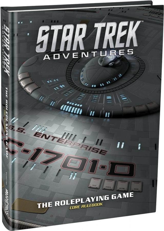 Star Trek Adventures RPG: Core Rulebook (edycja kolekcjonerska)