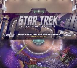 Star Trek Adventures RPG: The Next Generation -  Starfleet Deck Tiles