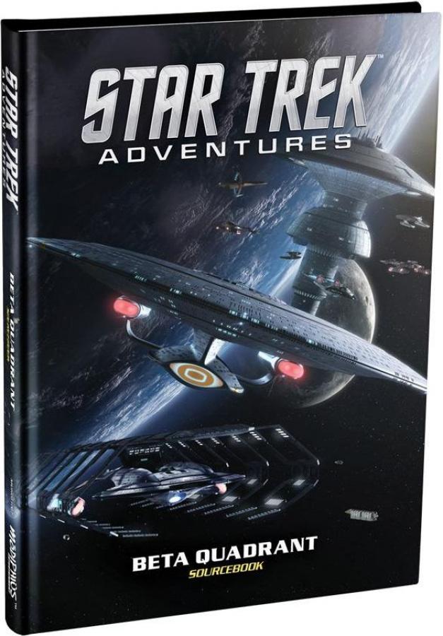 Star Trek Adventures RPG: Beta Quadrant - Sourcebook
