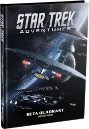 Star Trek Adventures RPG: Beta Quadrant - Sourcebook