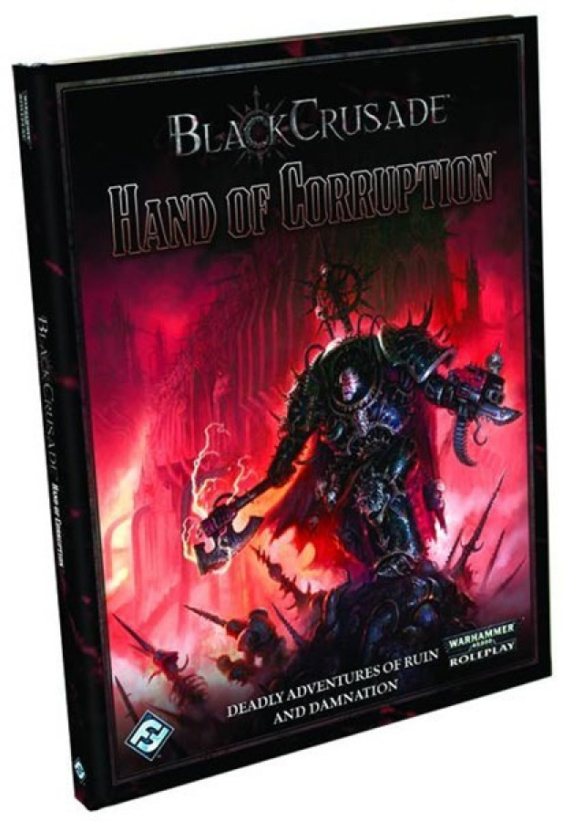 Black Crusade: Hand of Corruption
