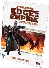 Star Wars: Edge of the Empire - Game Master's Kit