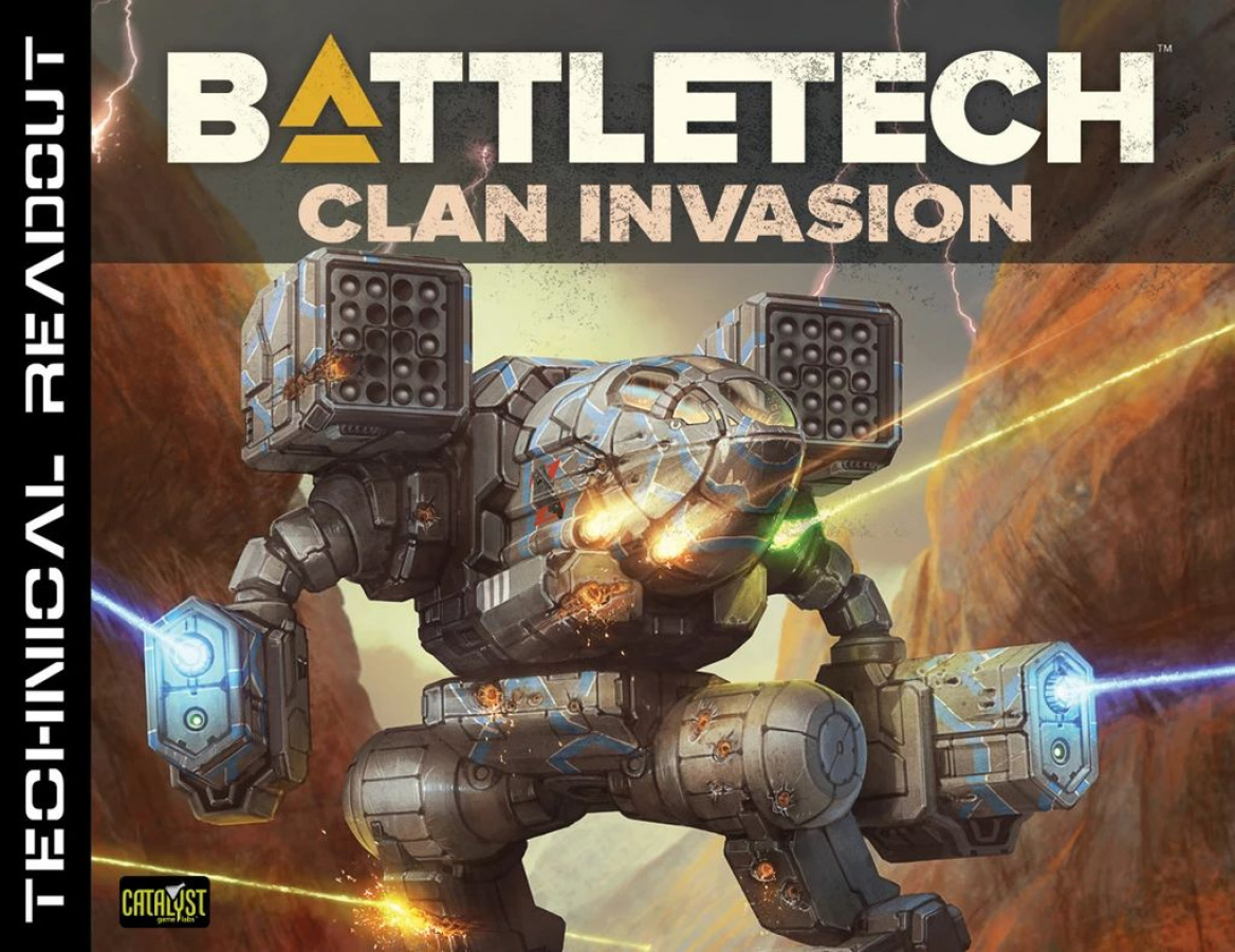 BattleTech: Clan Invasion - Technical Readout