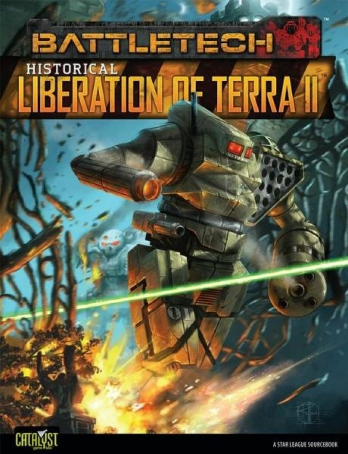 Battletech: Historical Liberation of Terra II