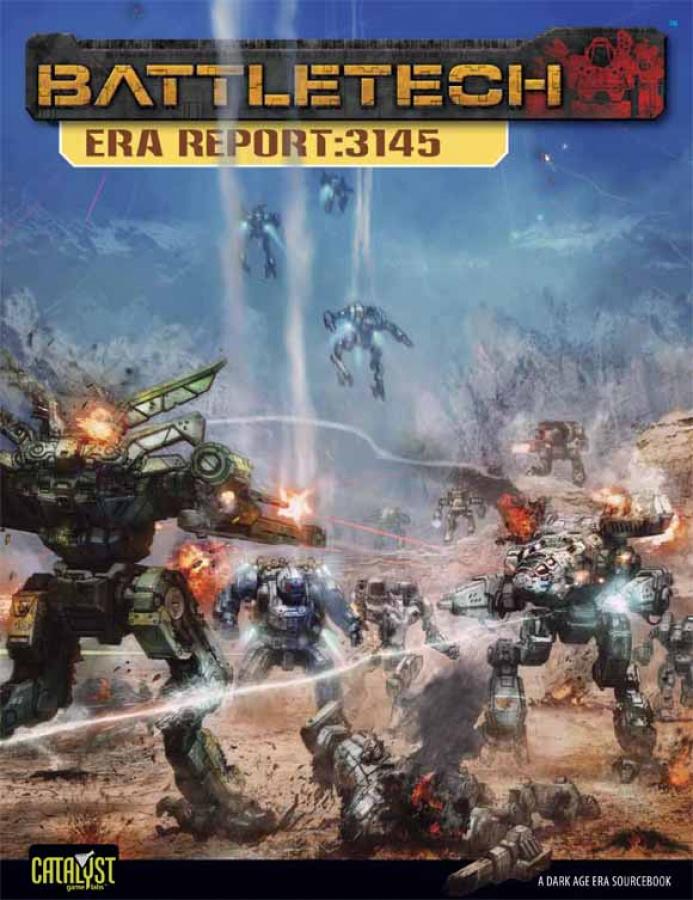 Battletech: Era Report:3145