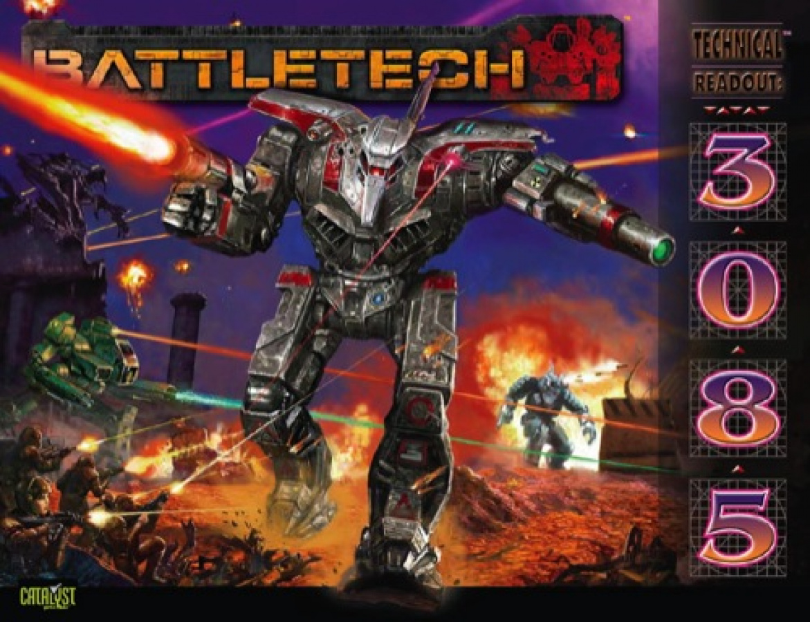 Battletech Technical Readout: 3085