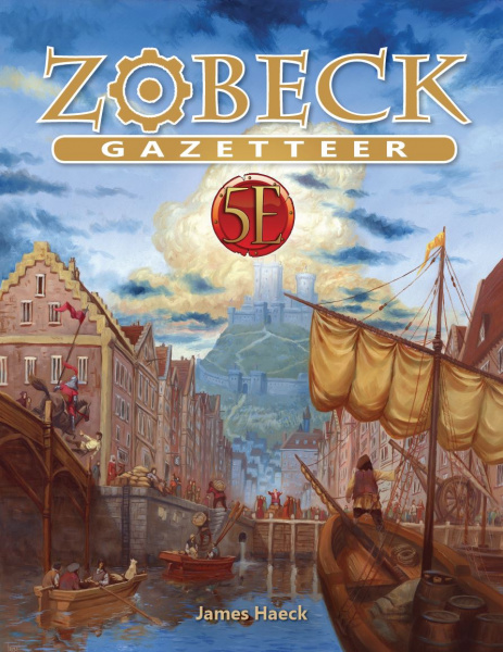 Zobeck Gazetteer (5th Edition)