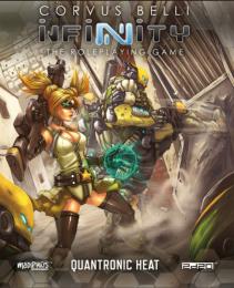 Infinity RPG: Quantronic Heat