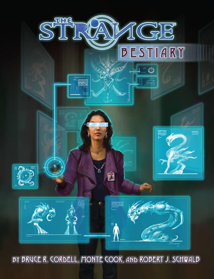 The Strange RPG: Bestiary
