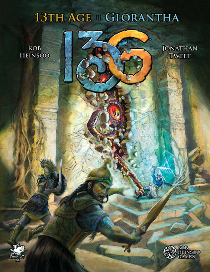 13th Age RPG: Glorantha