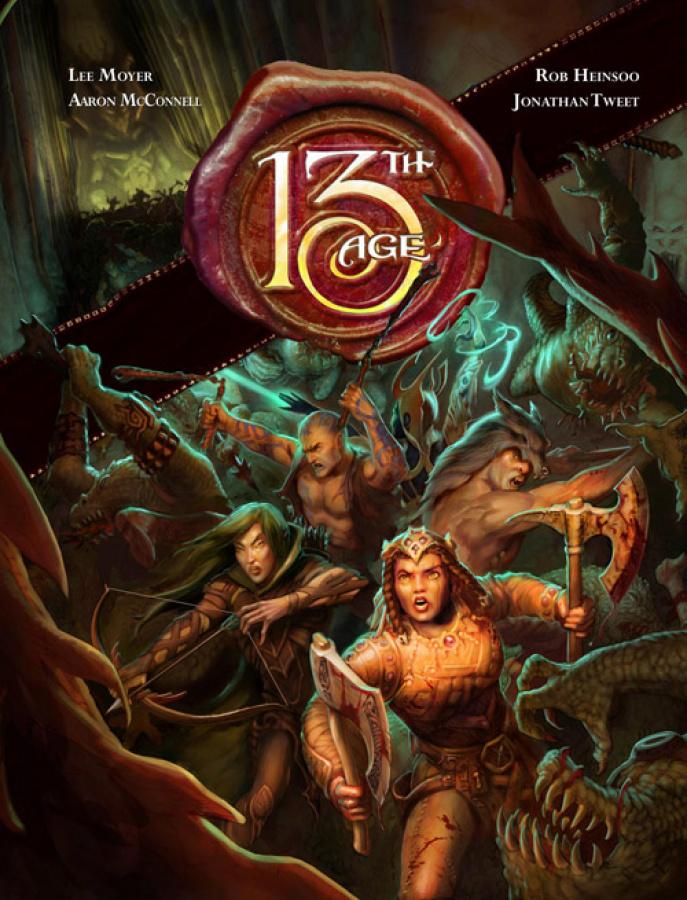 13th Age RPG - Core Book