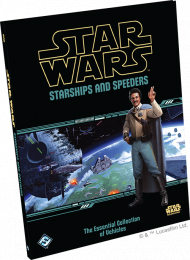 Star Wars: Starships and Speeders