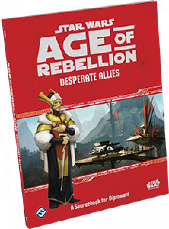 Star Wars: Age of Rebellion - Desperate Allies