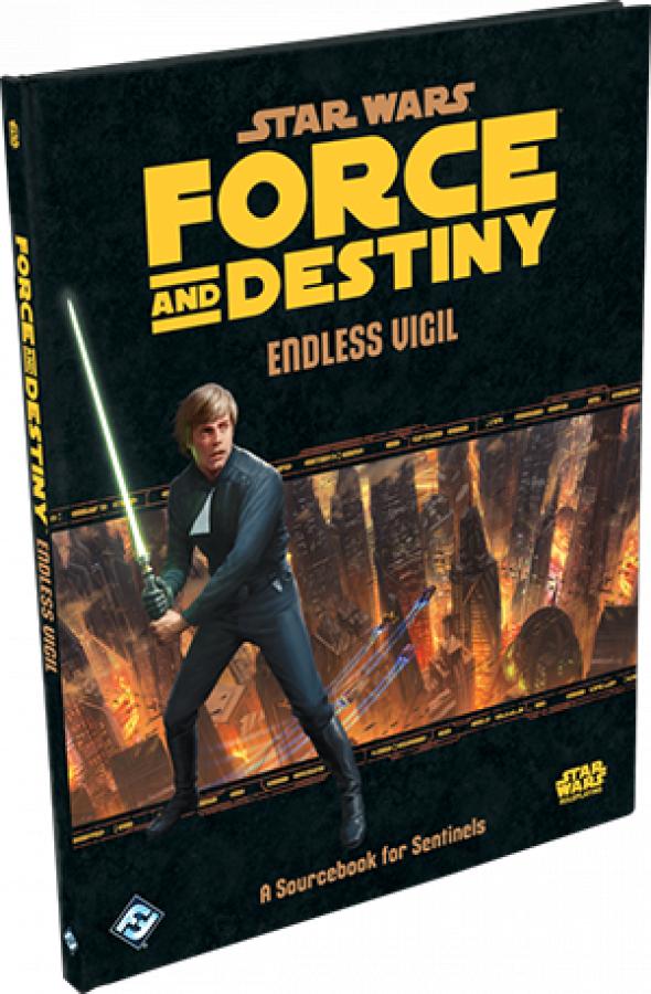 Star Wars: Force and Destiny - Endless Vigil