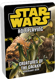 Star Wars: Creatures of the Galaxy - Adversary Deck
