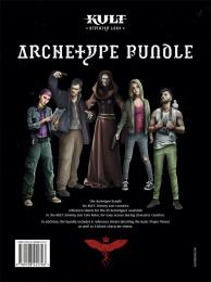 Kult: Divinity Lost - Archetype Bundle
