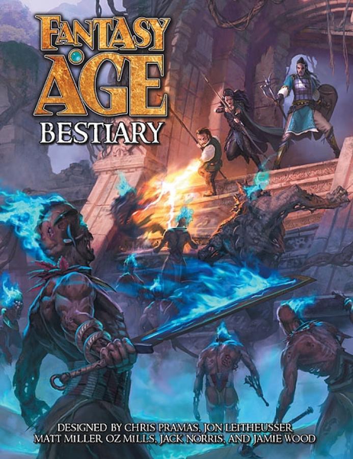 Fantasy Age: Bestiary