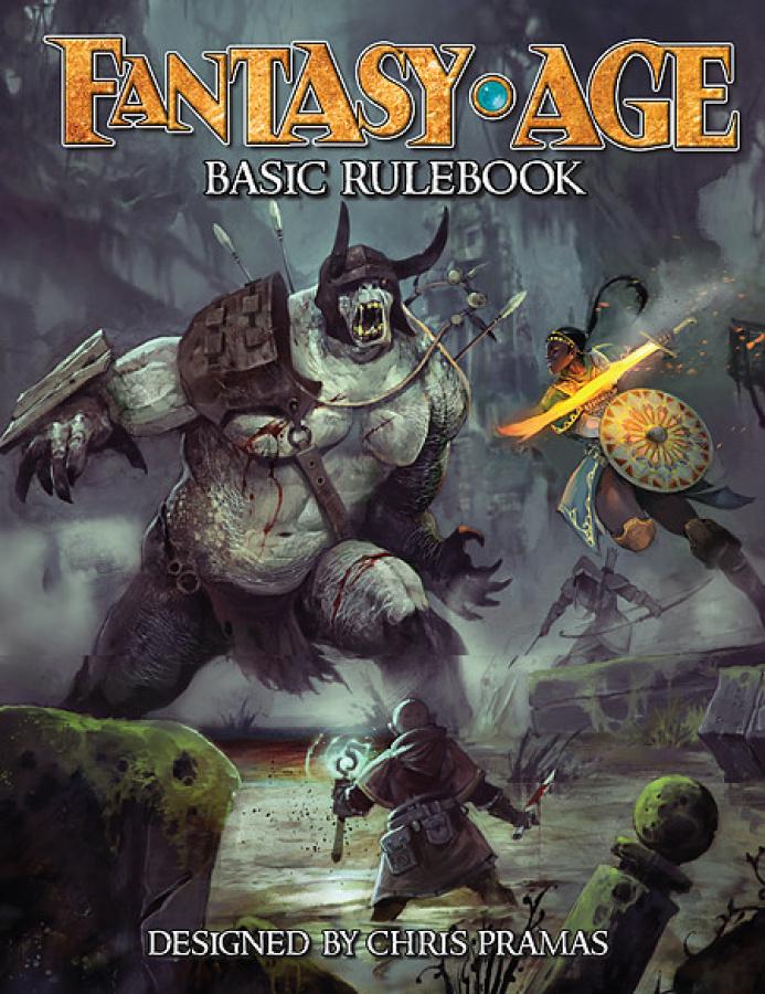 Fantasy Age Rulebook