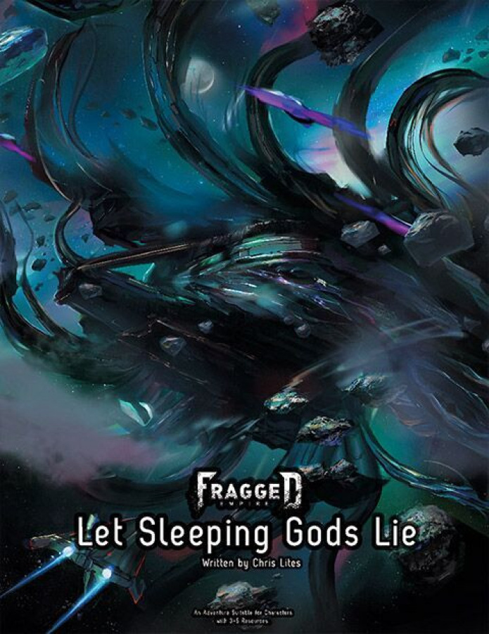 Fragged Empire - Let Sleeping Gods Lie