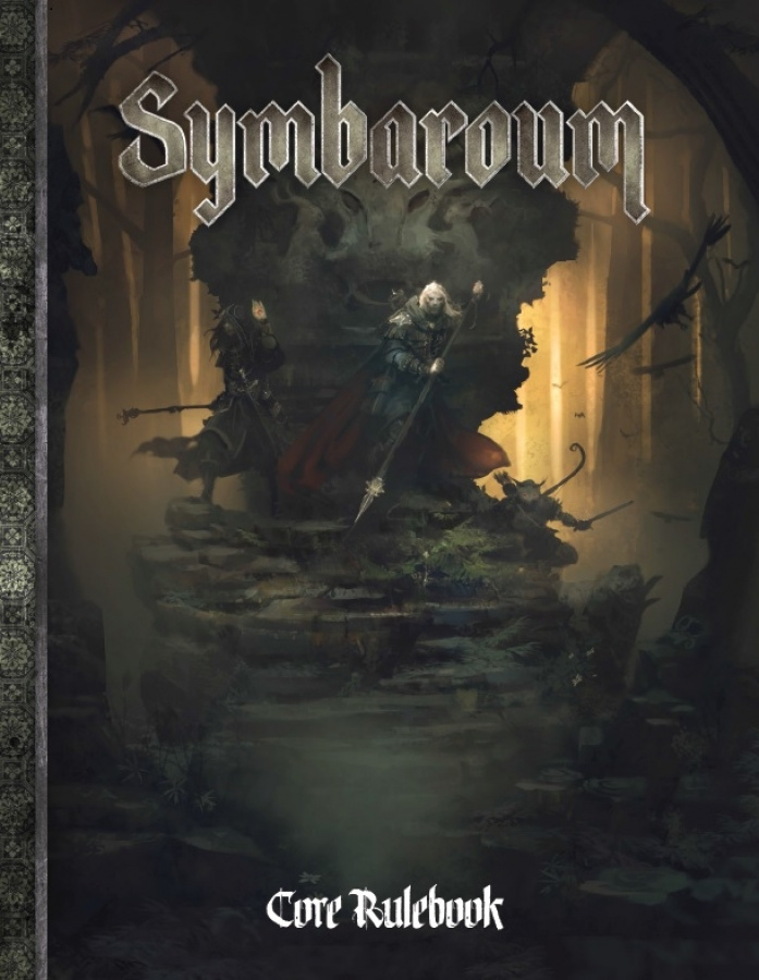 Symbaroum RPG: Core Rulebook